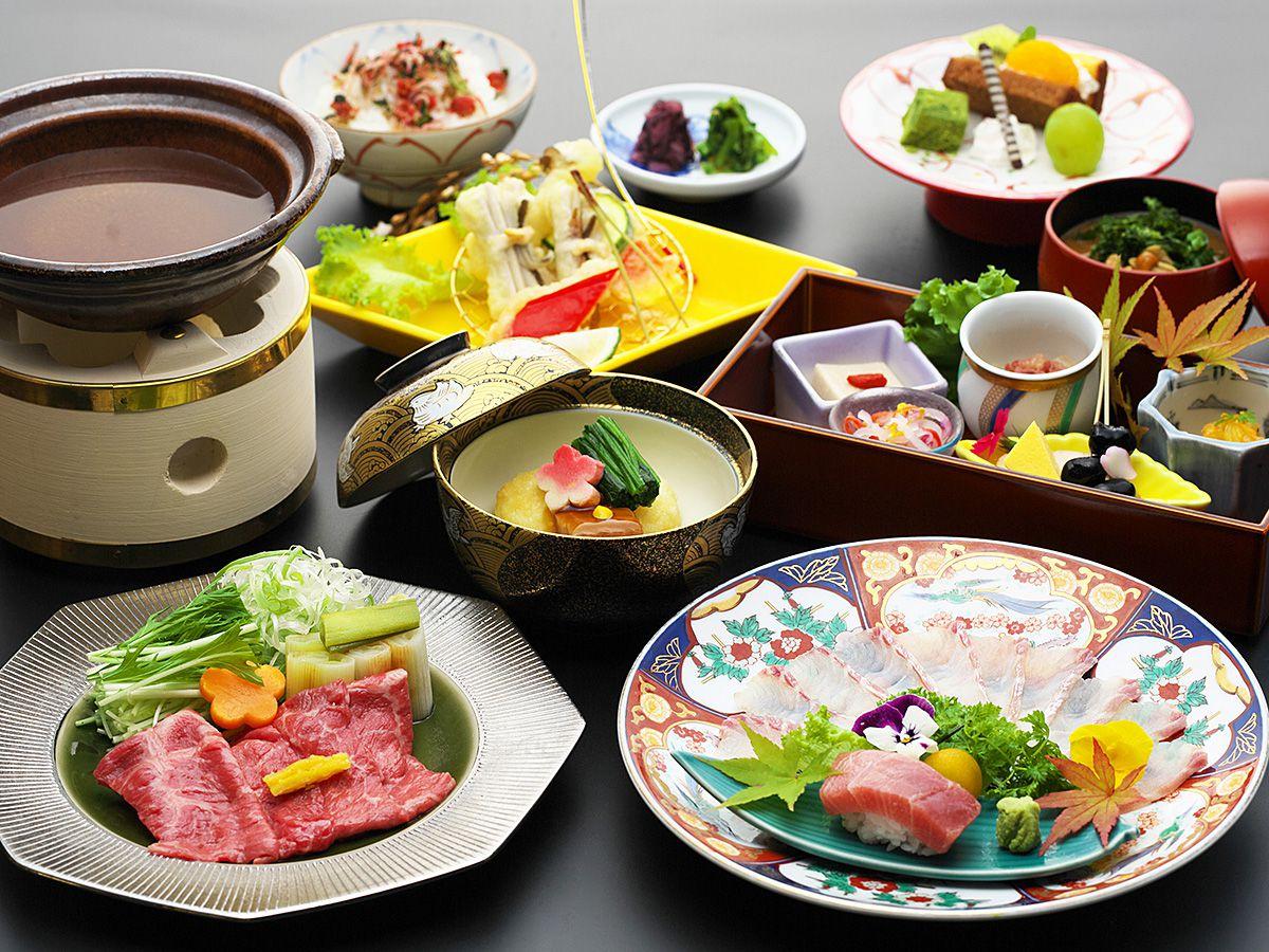 懐石料理【梅松】:写真