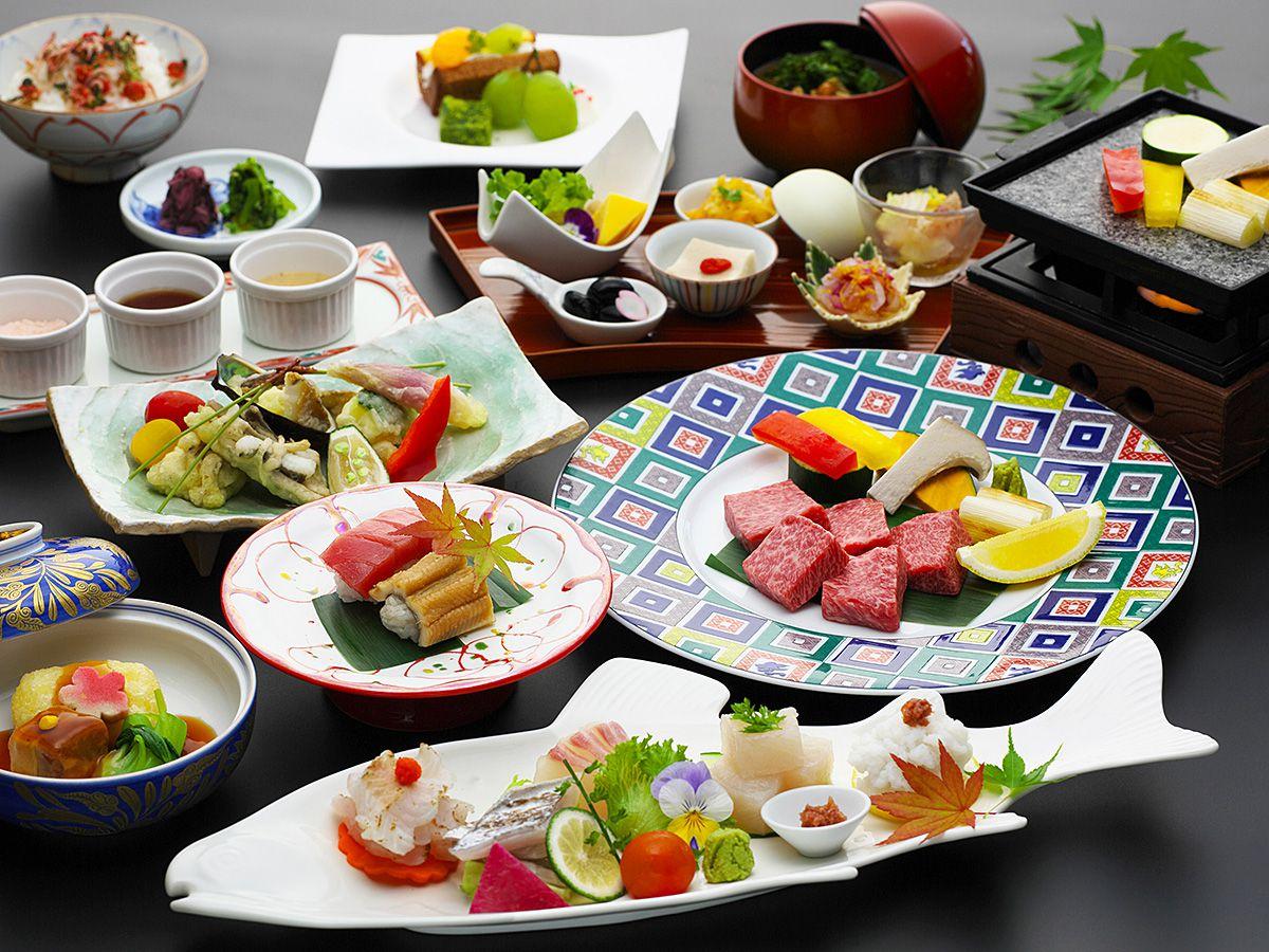 懐石料理【桃】:写真