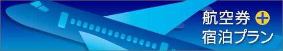 航空券と宿泊のセットプラン ダイナミックパッケージ