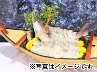 鯛の姿造りイメージ