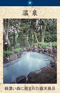 ホテル霧島キャッスルのお風呂 全面ガラス張りの大浴場