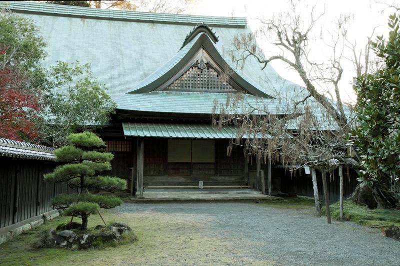 国指定重要文化財「江川邸」
