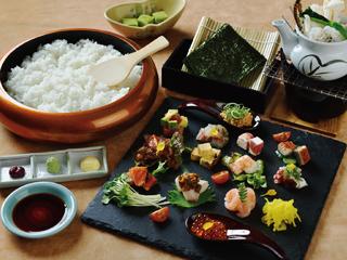 手巻き寿司―洛雅