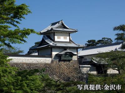 石川門イメージ
