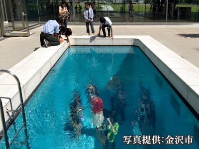 金沢21世紀美術館イメージ