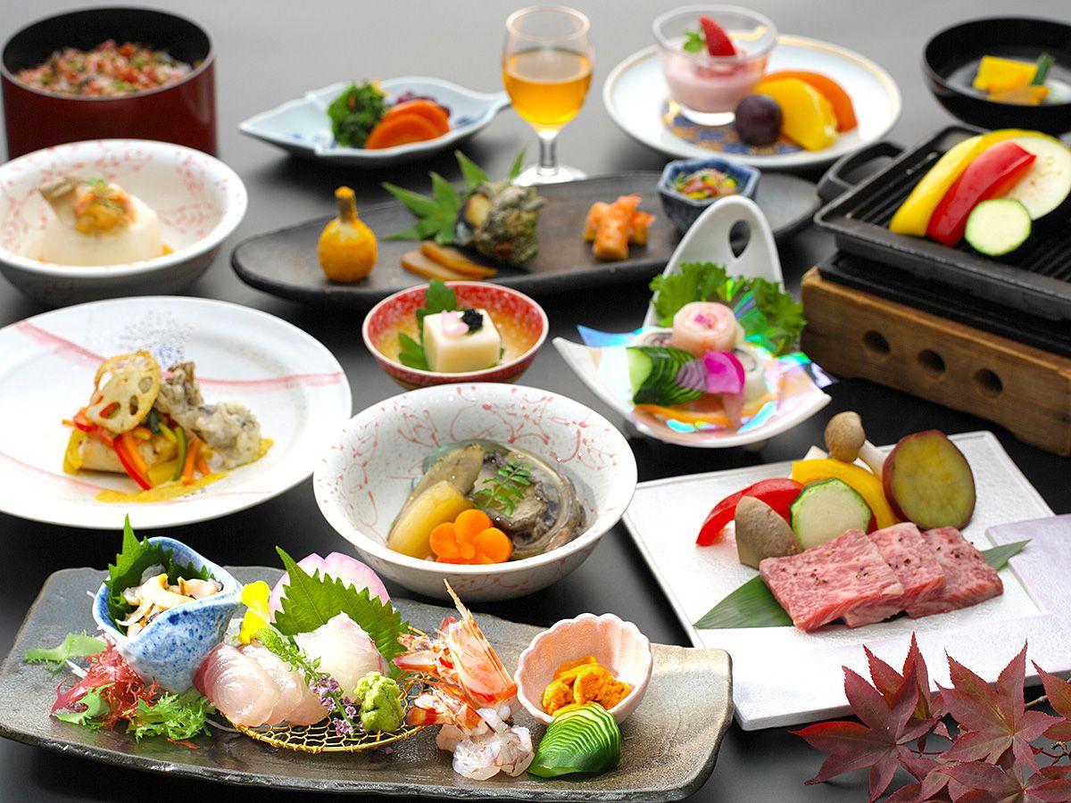 懐石料理【桜】:写真