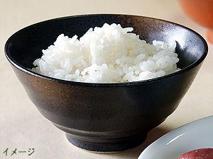 にっしょうかん別邸 紅葉亭の島原かづさの天日掛け干し米のごはん