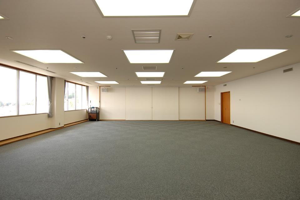 三河湾ヒルズ・ホテルの会議室「寿の間」