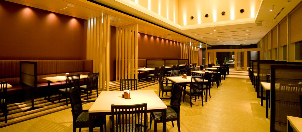 三河湾ヒルズ・ホテルのレストラン「あおい・あぐり」