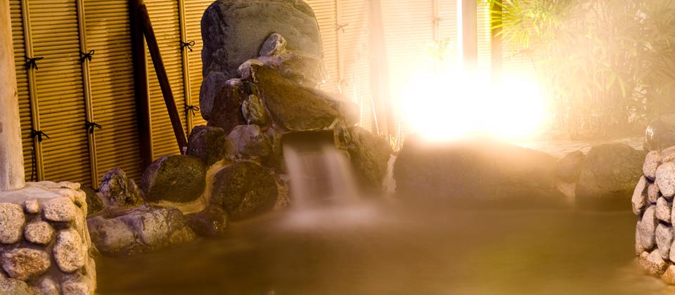 三河湾ヒルズ・ホテルの「いけだゆげ温泉」の紹介