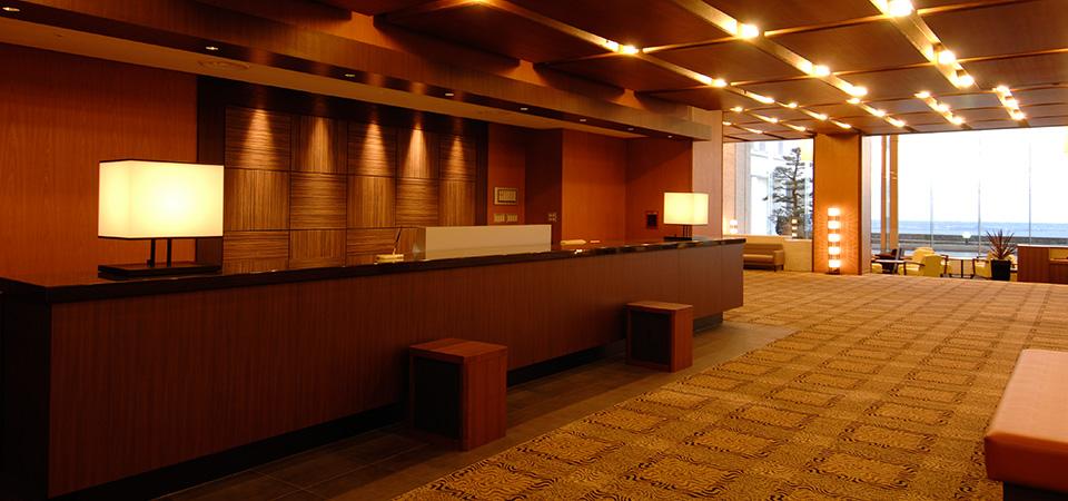 三河湾ヒルズ・ホテル ロビー