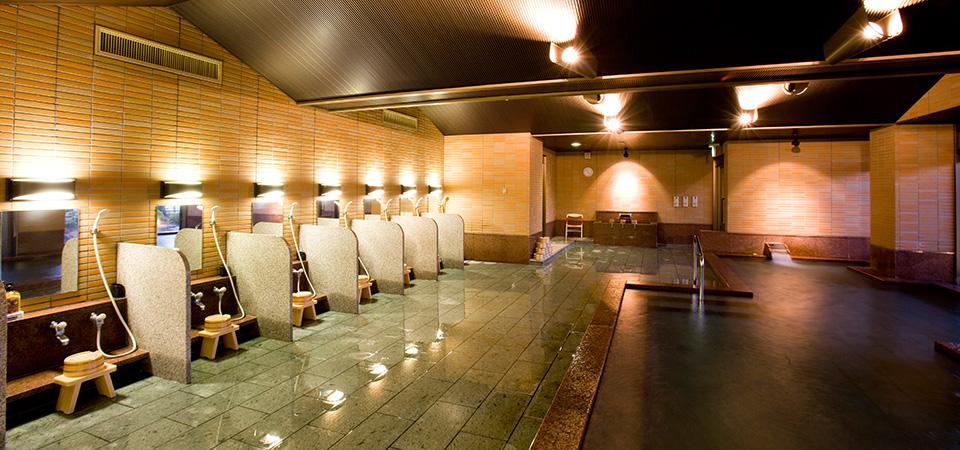 三河湾ヒルズ・ホテル 温泉イメージ