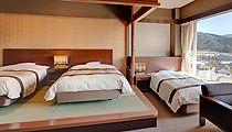 三朝ロイヤルホテル トリプルルーム
