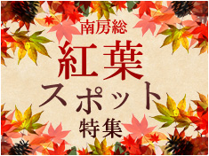 南房総紅葉スポット 小松寺・沢山不動滝