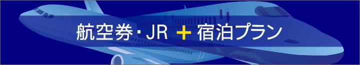 航空券・高速バス乗車券+宿泊プラン